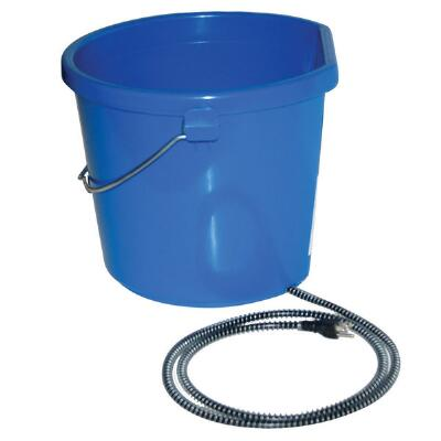 Heated Water Bucket 20 Qt