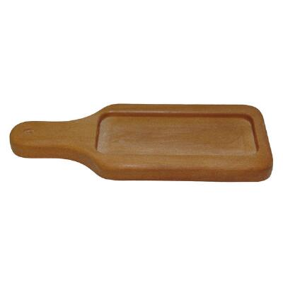Soap Holder Wood Paddle
