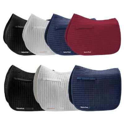 Back On Track Ceramic English Saddle Pad