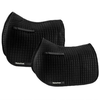 Back On Track Therapeutic Ceramic English Saddle Pad