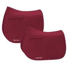 Back On Track Therapeutic Ceramic English Saddle Pad - TB