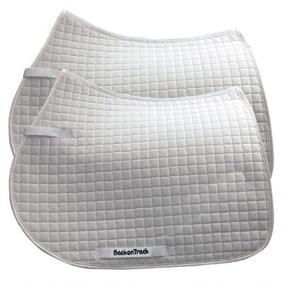 Double Pack Ceramic English Saddle Pad