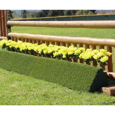 Burlingham Sports Turf Triangle Flower Box - TB