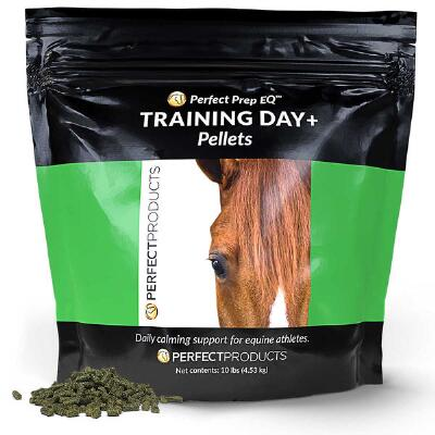 Perfect Prep EQ Training Day Pellets 10 lb