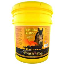 Finish Line EZ-Willow Poultice 45 lb - TB