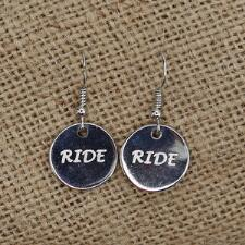Lilo RIDE Drop Earrings - TB