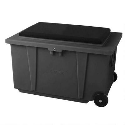 Sportote Deluxe Tack Trunk with Padded Seat