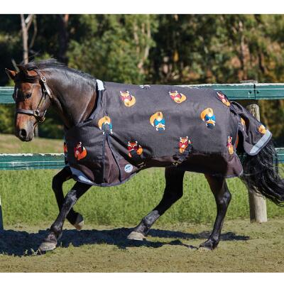 Weatherbeeta Comfitec Plus Dynamic Fox Pony Turnout