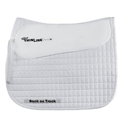 Thinline Ceramic Contender II Dressage Saddle Pad WT