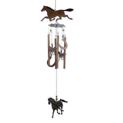 Horsing Around Wind Chime 36 in
