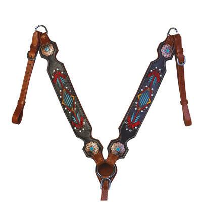 Santa Fe Breast Collar