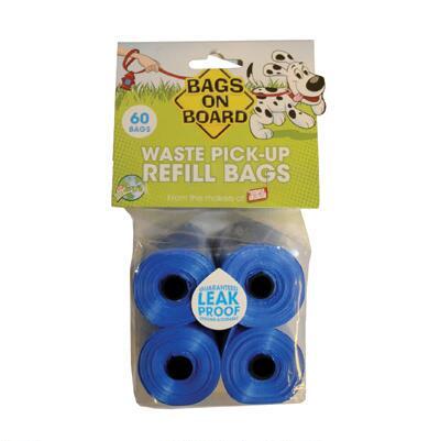 Pet Disposable Waste Bags Refill Only  New