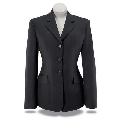 RJ Collection Herringbone Ladies Show Coat