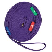 Kincade Two Tone Lunge Line with Circle Markers - TB