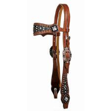 Big Country Tack Sierra Browband Headstall - TB