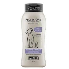 Wahl Four in One Calming Formula Shampoo and Conditioner - TB