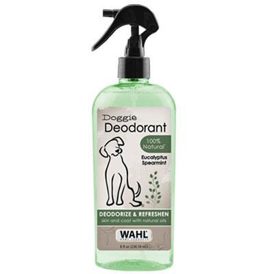 Wahl Doggie Deodorant Skin and Coat Refresher