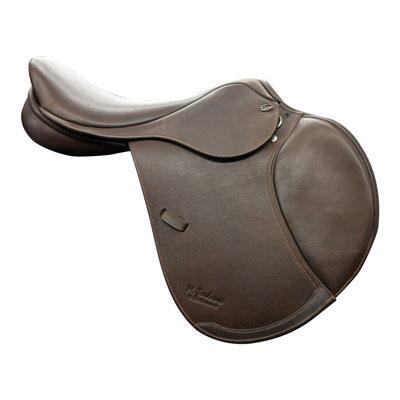 Laura B Platinum Close Contact Saddle - Shop Worn