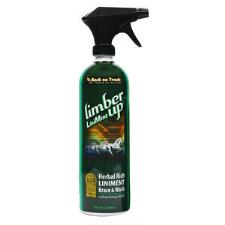 Back on Track Limber Up LiniMint with Trigger Sprayer 24 oz - TB