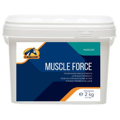Cavalor Muscle Force 4.4 lbs Powder