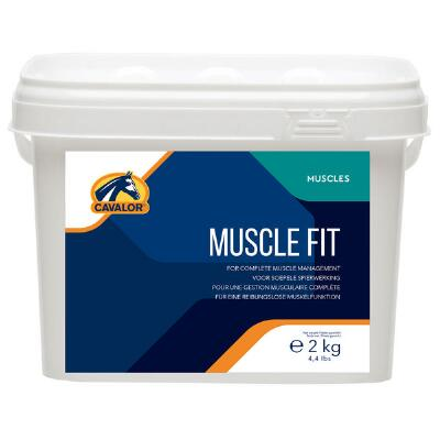 Cavalor Muscle Fit for Complete Muscle Care 4.4 lbs