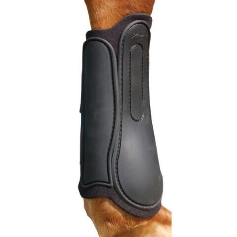 Xxtreme Tendon And Splint Boot Black Back Protection Big Dee's Horse Tack &  Vet Supplies
