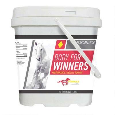 Pro-Formula Body For Winners 3 lb