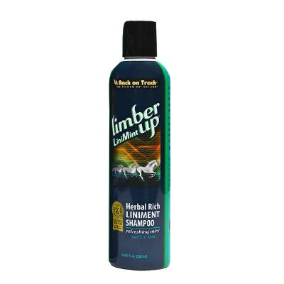 Back on Track Limber Up LiniMint Shampoo 8 oz