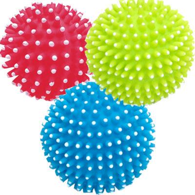 Rascals Vinyl Spiney Ball