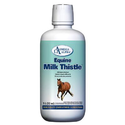 Omega Alpha Milk Thistle 32 oz