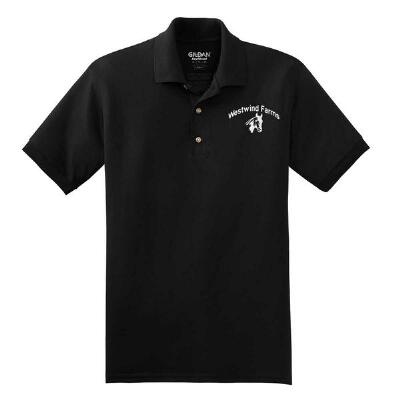 Stable Shirt With  Embroidered Stock Logo