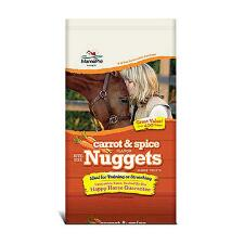 Carrot Spice Bite-Size Nuggets Treat 4Lb