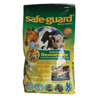Merck Safe Guard Multi-Species Dewormer 25 lb