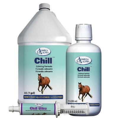 Omega Alpha Chill Calming Formula 32 oz