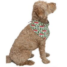 Lazy One Holiday Tailgate Reversible Dog Bandana - TB