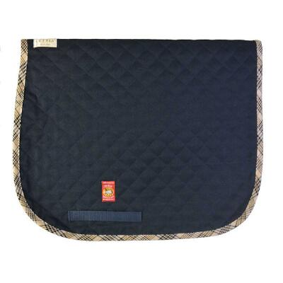 Navy Baby Pad With Baker Trim