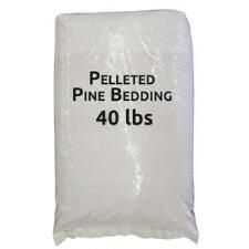 Pelleted Pine Bedding 40 Lb - TB