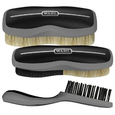 Mane & Tail Brush Ergonomic Rubber Grip