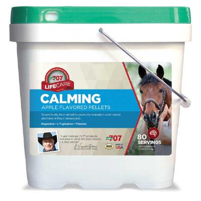 Formula 707 Calming Essentials Pellets 10 lb