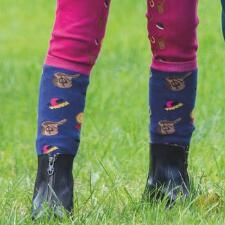 Shires Tikaboo Youth Socks - TB
