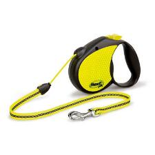 Flexi Reflective Retractable Dog Leash Medium 44 Lb
