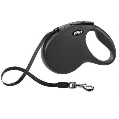 Flexi Classic Retractable Tape Leash  Small 16 ft