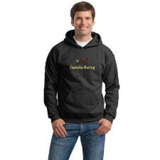 Hoodie With Small Logo And Name