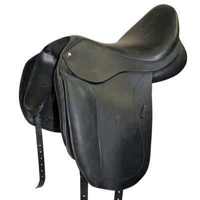 Patrick Saddlery Juno Dressage Saddle Custom - Shop Worn