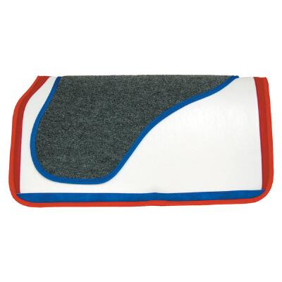 Exercise Saddle Pad Vinyl With Foam Backing