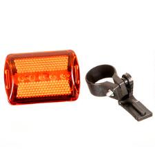 4 Function 3 LED Flashing Safety Light - TB