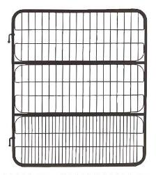 Stall Gate Large No Yoke 52w  X  62h - TB