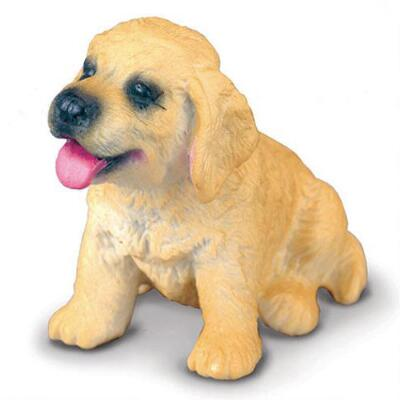 Breyer Corral Pals Golden Retriever Puppy