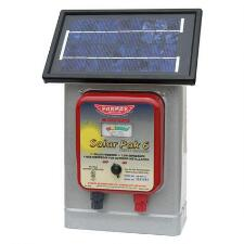 Parmak Deluxe Field Solar-Pak 6 Electric Fence Charger - TB