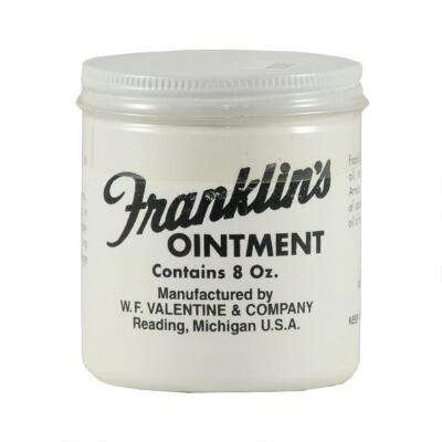 Franklins Ointment 8 oz